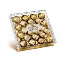 Box 24 chocolates Ferrero...